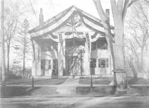 Stone Building c 1900 Branch Library